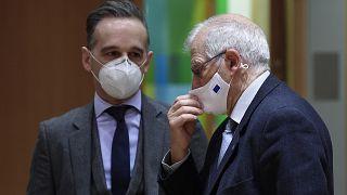 Josep Borrell and EU foreign affairs ministers will meet next week.