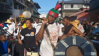 Carnaval na Guiana Francesa