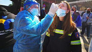 Συνεχίζονται οι εμβολιασμοί