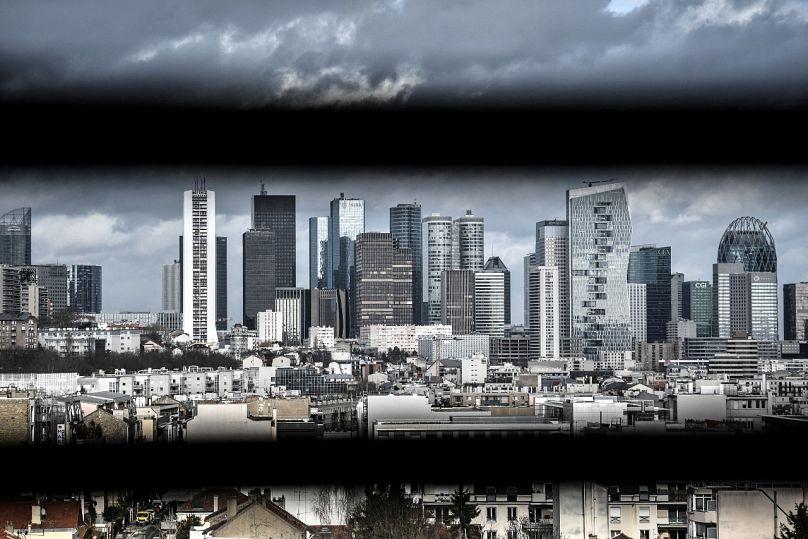 STEPHANE DE SAKUTIN / AFP