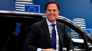 رئيس الحكومة الهولندية مارك روته