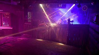 Νυχτερινό club στο Βερολίνο