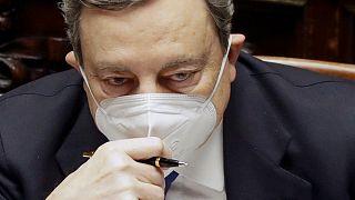 Draghi recebe luz verde do parlamento italiano