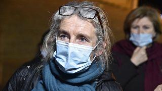 زوجة السائح الفرنسي الذي اختطف وقتل في 2014 فرانسواز غرانكلود