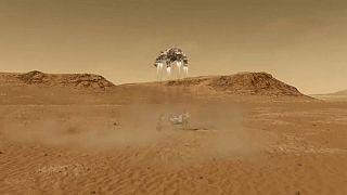 Animación de la NASA