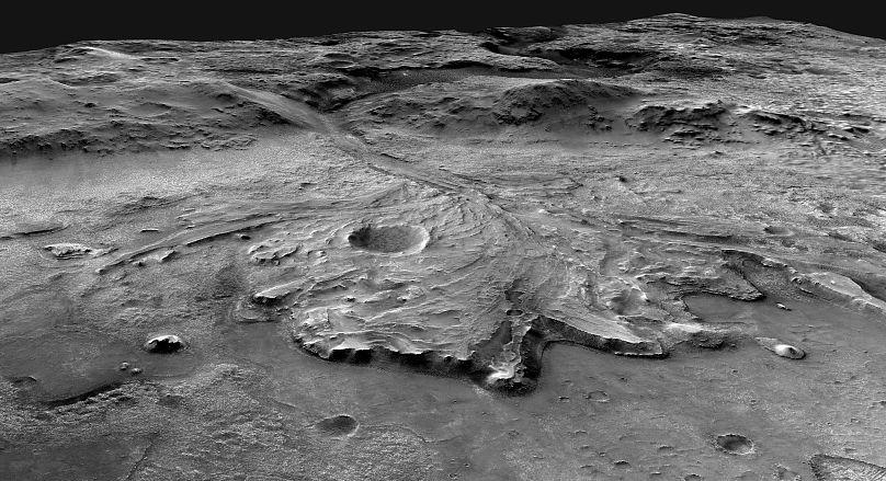 NASA/JPL-Caltech/USGS via AP