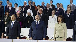Белорусские чиновники