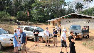 Finnish judges investigate Liberia civil war for historic case