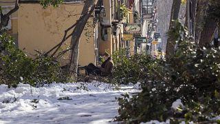 Spain Storm Aftermath