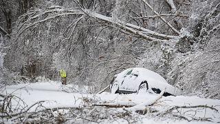 Winter Weather West Virginia