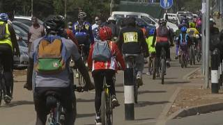 The COVID-19 Pandemic Sees a Growing Cycling Trend in Nairobi