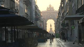 Innenstadt von Lissabon
