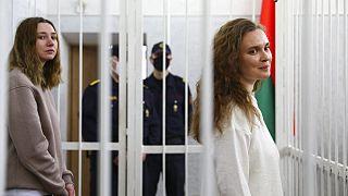 Οι δύο δημοσιογράφοι που καταδικάστηκαν