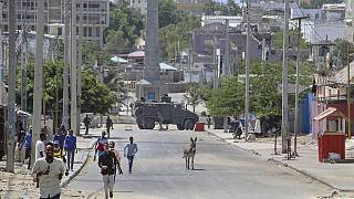 'Heavy' gunfire breaks out on Somalia protesters, calm returns