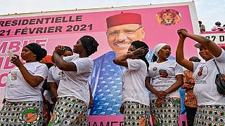 Who is Nigerien presidential candidate Mohamed Bazoum?