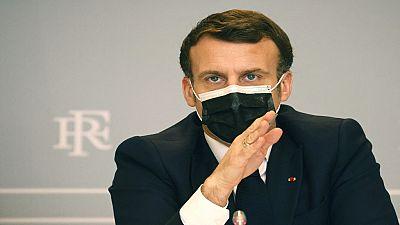 Le président Macron pour l'envoi de 13 millions de vaccins en Afrique