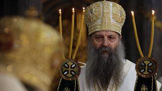 Новый сербский Патриарх Порфирий