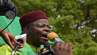 Who is Nigerien presidential candidate Mahamane Ousmane?