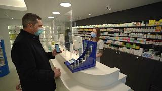 RomSoft's digital app enables people to find and pick up prescriptive medicine much more quickly.