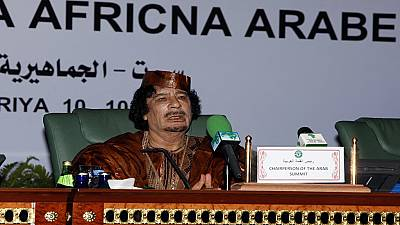 Who's left of the Kadhafi clan 10 years after revolt?