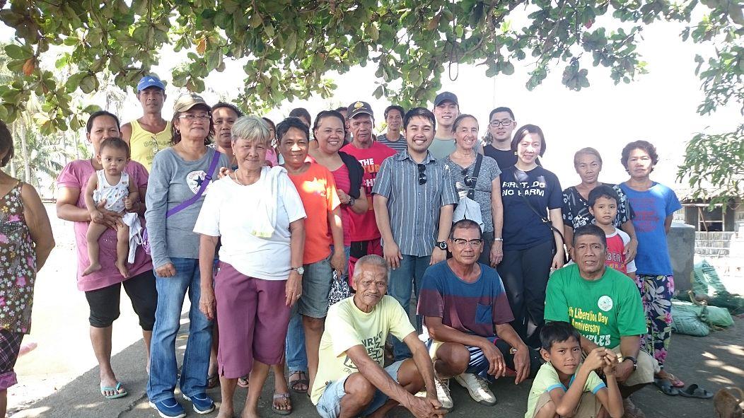 Derek Cabe, Coal-Free Bataan Movement