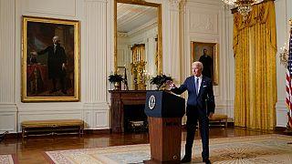 Joe Biden: Meg kell védeni a demokráciát!