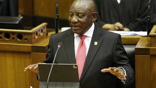 South Africa's president fights own party over corruption