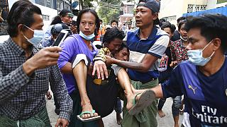 Dos nuevos muertos elevan a tres los manifestantes fallecidos en Birmania