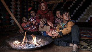 Suriye'deki kamplar