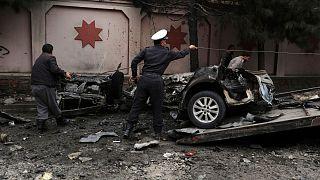 انفجار کابل، شنبه ۲ اسفند/حوت (۲۰ فوریه)