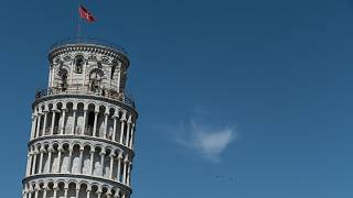 There's more happening in Pisa than just the Leaning Tower