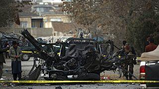 Afganistan'ın başkenti Kabil'in üç farklı bölgesinde bombalı saldırı düzenlendi