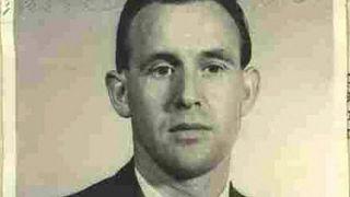 ABD'nin Almanya'ya gönderdiği eski Nazi kampı gardiyanı Friedrich Karl Berger
