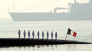 زیردریایی هستهای فرانسه