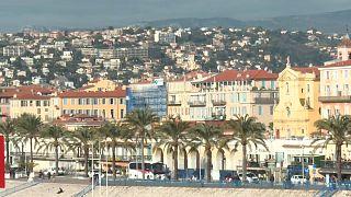In Nizza und anderenorts an der Riviera sind die Fallzahlen förmlich explodiert