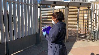 El pasado 12 de febrero el Gobierno de Joe Biden anunció la reapertura a partir del 19 de febrero de los casos de los solicitantes de asilo devueltos a México.