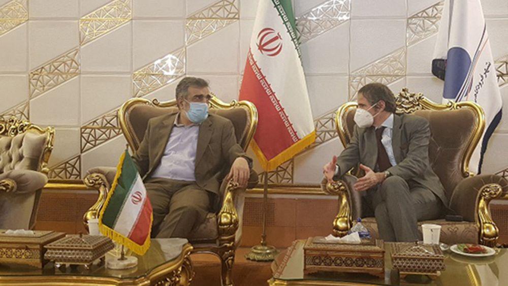 Generaldirektor der Internationalen Atomenergie-Behörde im Iran