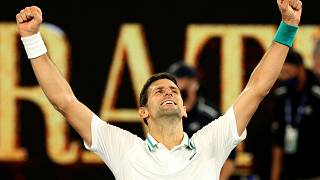 Novak Djokovic beats Daniil Medvedev to claim ninth Australian Open title
