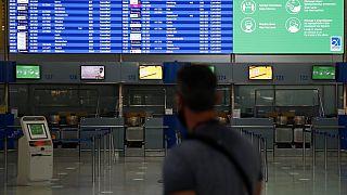Αεροδρόμιο «Ελ. Βενιζέλος» (φωτό αρχείου)