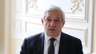 Türkiye'nin Paris Büyükelçisi İsmail Hakkı Musa