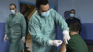 Covid-19: Rusya'dan alınan 20 bin doz Sputnik V aşısı Gazze'ye ulaştı