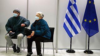 Ελλάδα, εμβολιασμοί