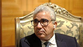 فتحی باشاغا، وزیر کشور لیبی