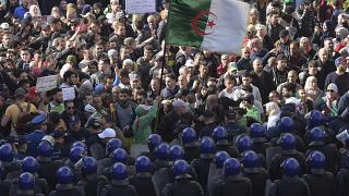 Archives : manifestation à Alger, le 11/12/2019