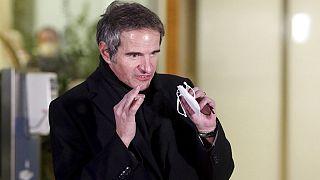 """الوكالة الدولية للطاقة الذرية تعلن عن """"حل مؤقت"""" مع إيران بشأن عمليات التفتيش وموسكو ترحب"""