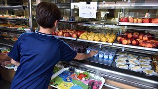 Fransa: Okullarda etsiz tek menü uygulaması tartışmaya yol açtı