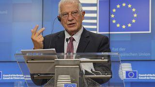 كبير دبلوماسيي بروكسل جوزيب بوريل