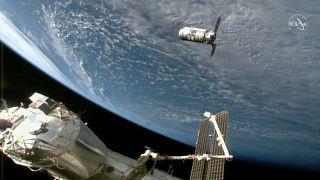 Έφτασε το Cygnus στον Διεθνή Διαστημικό Σταθμό