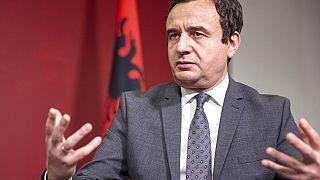 Wahlsieger Albin Kurti
