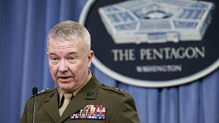 الجنرال الأميركي كينيث ماكينزي